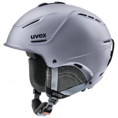 Uvex p1us 2.0 Skihjelm, Strato Met Mat
